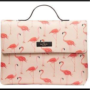 NWT Kate Spade Flamingo Shore Street Lita Bag